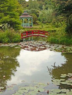 Bennett's Water Gardens Dorset by Cornishcarolin Computer Problems!!! xx, via Flickr