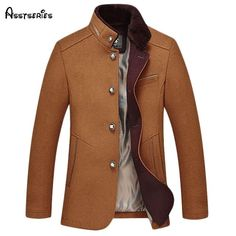 Free ship[ping 2018 Winter Coat Men Fashion Design Mens Slim Cashmere Wool Blends Thick Trench Jacket Men Coat Male 185hfx http://thegayco.com/products/free-shipping-2018-winter-coat-men-fashion-design-mens-slim-cashmere-wool-blends-thick-trench-jacket-men-coat-male-185hfx?utm_campaign=crowdfire&utm_content=crowdfire&utm_medium=social&utm_source=pinterest