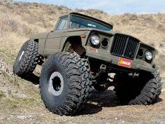 Awesome kaiser jeep