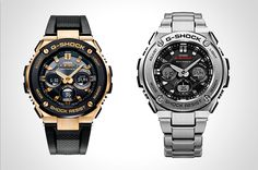 Casio Presents Two New Watches From G-steel Line - GST-W300 and GST-W310 MODELS - https://gadgetswizard.com/gst-w300-and-gst-w310-models.html