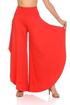 Best 12 JDJ CO. Women's Layered Wide Leg Flowy Cropped Palazzo Pants, length High Waist Palazzo Wide Legs Capri Pants Dress Sewing Patterns, Clothing Patterns, Sewing Clothes, Diy Clothes, Fashion Pants, Fashion Dresses, Mode Hijab, Pants Pattern, Womens Clothing Stores