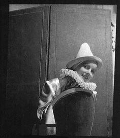 Greta Garbo & Cecil Beaton