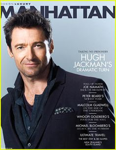 Hugh Jackman Covers