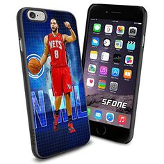 Brooklyn Nets (Deron Williams) NBA Silicone Skin Case Rubber Iphone6 Case Cover WorldPhoneCase http://www.amazon.com/dp/B00XEITKL0/ref=cm_sw_r_pi_dp_ydmwvb0QHVV8N