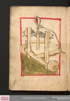 Feuerwerkbuch 1420-25 Hs 25801  Folio 19v