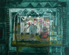 Blue Studio - Morag Muir Paintings, Studio, Inspiration, Blue, Art, Biblical Inspiration, Art Background, Paint, Painting Art