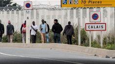 Hollande promete desmantelar la Jungla de Calais - Clarín.com