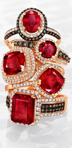 Effy Jewelry ~ Red Velvet Collection
