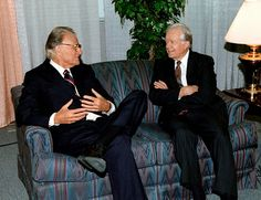 Billy Graham and Jimmy Carter