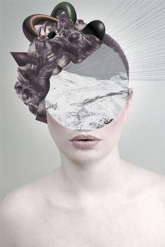 Interview deluxx digital #collage