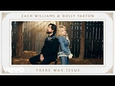 Contemporary Christian artist Zach Williams teams up with country legend Dolly Parton for an inspiring duet of 'There Was Jesus.' During these uncertain times, these powerful lyrics remind us t. Jesus Music, Gospel Music, Music Songs, New Music, Worship Songs, Praise And Worship, Christian Songs, Christian Artist, Dolly Parton