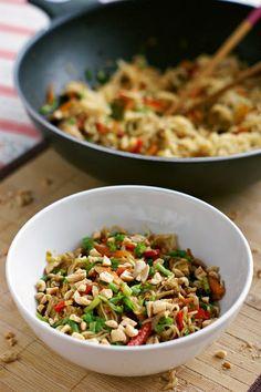 Ekocozy | Naturalnie na co dzień: Dania dwudniowe - domowa chińszczyzna Ethnic Recipes, Food, Ambition, Check, Easy Meals, Essen, Meals, Yemek, Eten