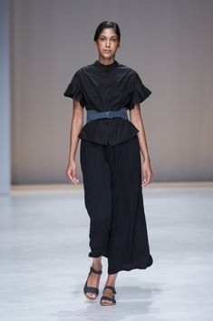Amanda Laird Cherry   Spring Summer 2018    Look 5   Photo by Eunice Driver for South African Fashion Week South African Fashion, African Fashion Designers, Spring Summer 2018, Amanda, Normcore, Cherry, How To Wear, Zen, Style