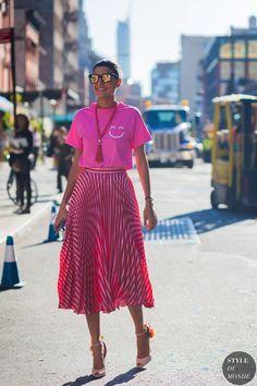 Giovanna Battaglia Engelbert by STYLEDUMONDE Street Style Fashion Photography
