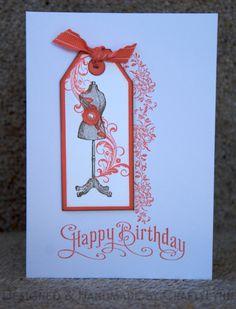 Established elegance Happy Birthday