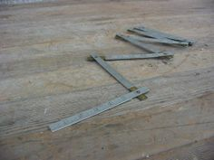 Metal Folding Ruler | Second Use, Seattle: Building Materials, Salvage, & Deconstruction