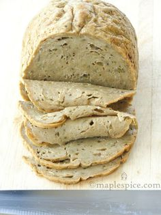 Turkey-Style Deli Slices implementing cannellini beans along with vital wheat gluten for texture.