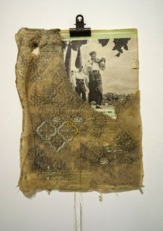 Embroideries & Felt Art by Jodi Colella.