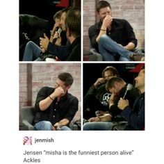 If I remember correctly this was when Misha told his fart story and this was gold
