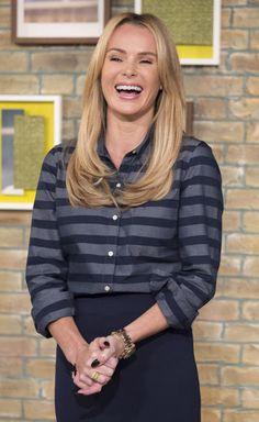 Amanda Holden 'This Morning' TV