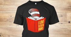 Discover I Love To Read Books T-Shirt, a custom product made just for you by Teespring. With world-class production and customer support, your satisfaction is guaranteed.