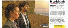 First Look At Broadchurch With David Tennant In TV Week