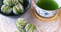 ダックワーズ第2弾は抹茶です♡ ほろ苦い抹茶生地と優しい甘さの小豆クリームが相性抜群 抹茶と一緒に食べたくなる味です♡