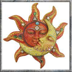 15 Best Sun Images Stars Moon Sun Moon Sun Moon Stars