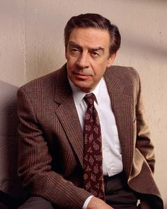 'Law and Order' - Jerry Orbach (Lennie Briscoe) - Movies Showing, Law, Celebrity Gallery, Law And Order Svu, Tv Series, Jerry Orbach, Real Movies, Hooray For Hollywood, Svu