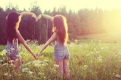 Love is like a fairytale, just believe in it