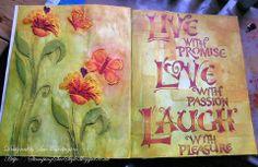 Live Love Laugh _Sue Carrington