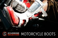 List of best Motorcycle Boots