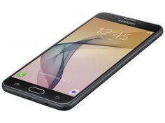 "Smartphone Samsung Galaxy J7 Prime 32GB Preto - Dual Chip 4G Câm 13MP + Selfie 8MP Flash Tela 5,5"""