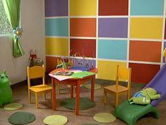 Manualidades y Artesanías | Decorar un espacio infantil | Utilisima.com