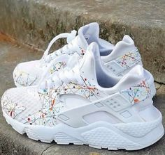New Custom Color Speckled Huaraches by KapeClothingCo on Etsy https://www.etsy.com/listing/238962686/new-custom-color-speckled-huaraches