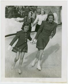 vintage ice skating dresses.