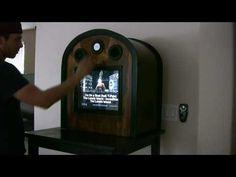 Homemade Touchscreen Jukebox