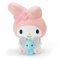 Big Mascot Doll Toy(Muddy and fluffy). ● It is a large squeeze mascot like a stuffed toy. Cute Squishies, Doll Toys, Dolls, Hello Kitty Plush, Im Falling In Love, Pochacco, Bear Wallpaper, Japanese Characters, Dream Doll