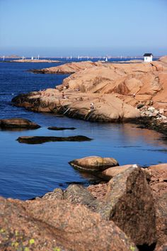 Lysekil, Sweden. One of the most beautiful places I know.