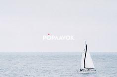 Poplavok / fishing float by Ira Smolikova, via Behance