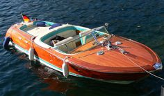 https://flic.kr/p/3PWNiG | Riva Motor Boat