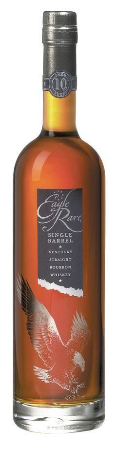 Eagle Rare Single Barrel Kentucky Straight Bourbon Whiskey - quite possibly my all-time favorite.