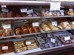 Komoda's Bakery Makawao, HI Best pastries in the world!!