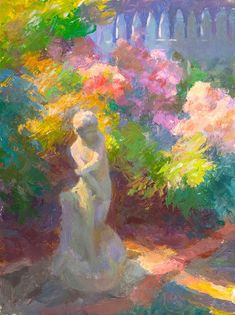 John Ebersberger: Garden Spirit