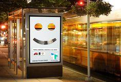 A campanha estacione o seu #celular foi criada pela equipe da agência #FattoMultticlique para conscientizar as pessoas do perigo que é usar o aparelho enquanto dirige.