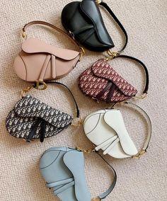 6 colors of Dior Saddle Bags Luxury Purses, Luxury Bags, Luxury Handbags, Purses And Handbags, Cheap Handbags, Popular Handbags, Replica Handbags, Dior Purses, Blue Handbags