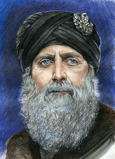 Sultan Pictures, Sultan Murad, Ottoman Empire, Islamic Art, Art And Architecture, Caricature, Black And White, Portrait, Film