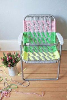 Идея для кресла
