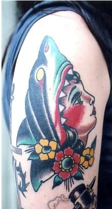 By Jef WhiteheadatTemple Tattoo in Oakland, California