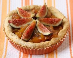 fig and apricot pie